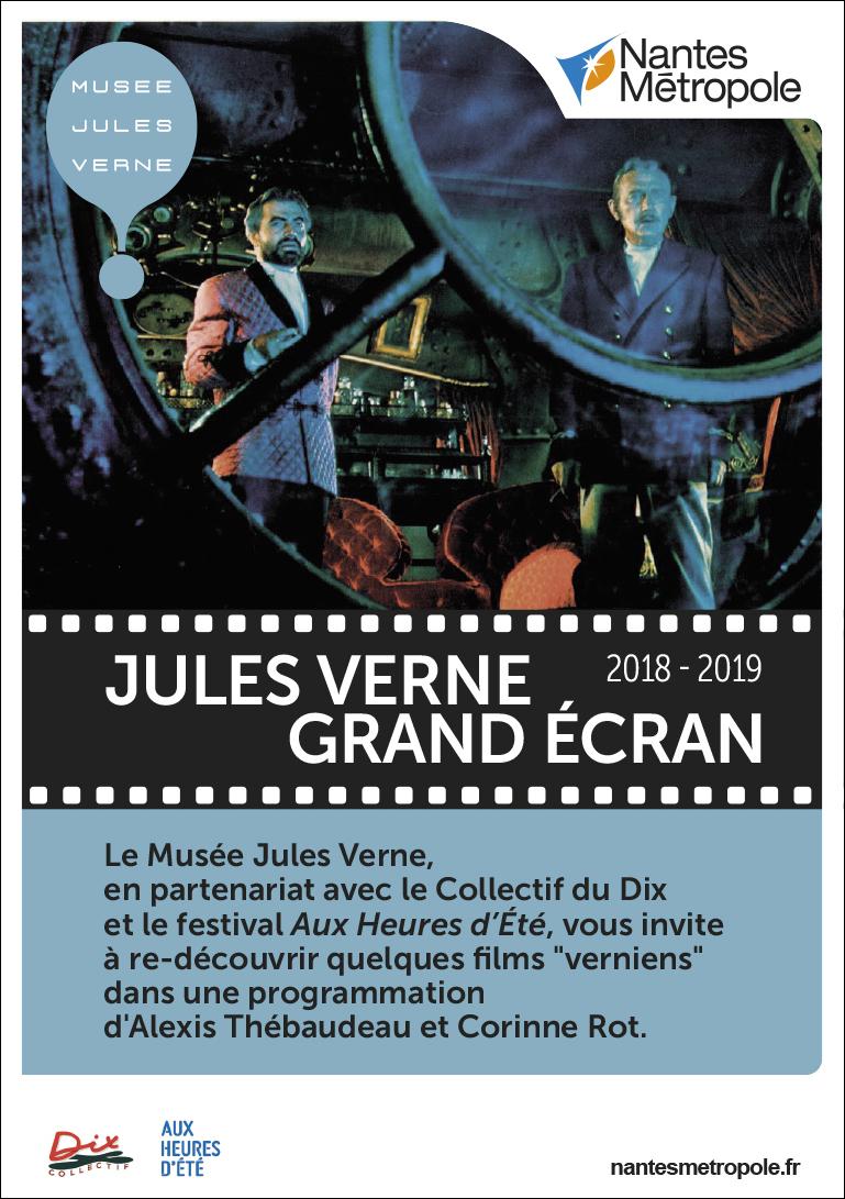 Jules Verne grand écran